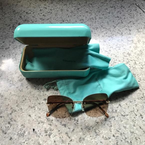 258b66358d5 Tiffany   Co Sunglasses (Tortoiseshell Brown). M 5b550c06f414525be1c83bae.  Other Accessories ...